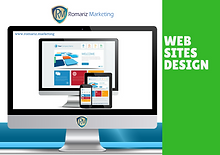 Websites e Design | Romariz Marketing
