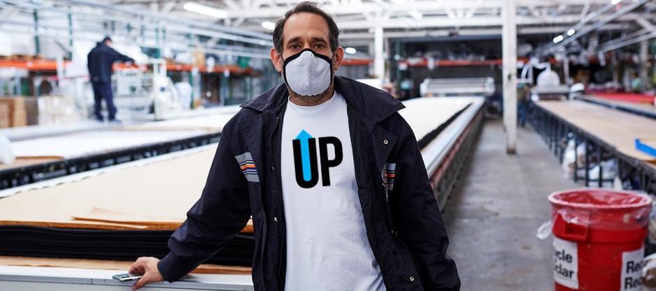 Promo UPFront Podcast - Episode 2