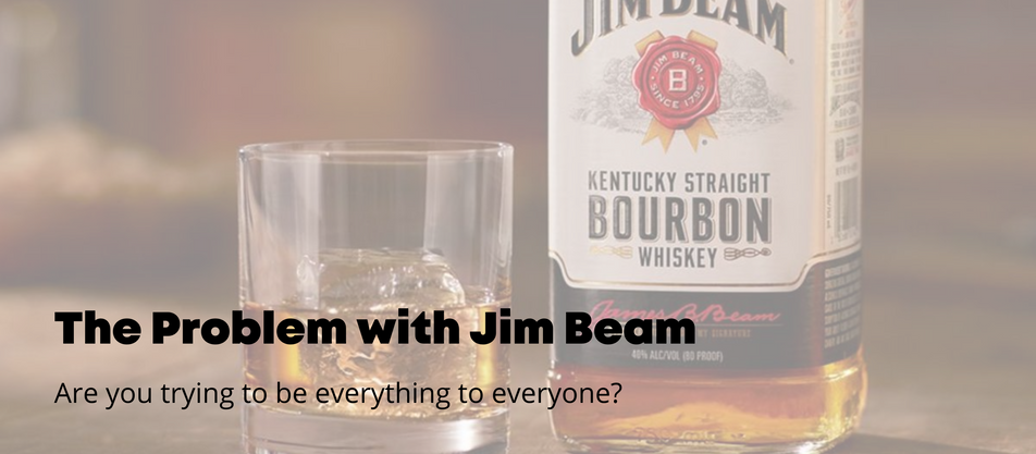 The Problem with Jim Beam