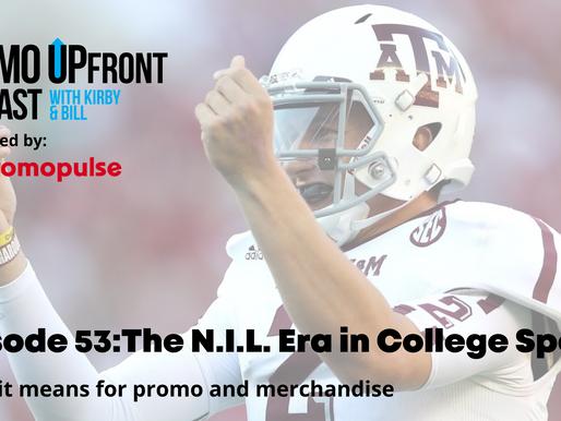 Promo UPFront Podcast - E53