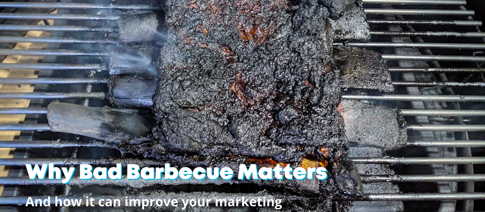 Why Bad Barbecue Matters