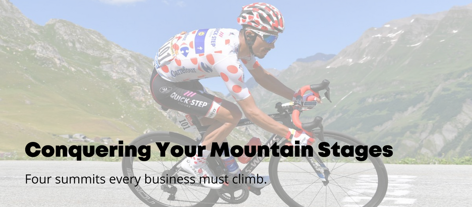 Conquering Your Mountain Stages