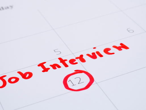 Lessons from a Job Interview