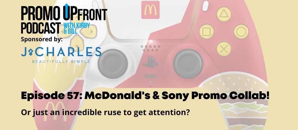 Promo UPFront Podcast - E57