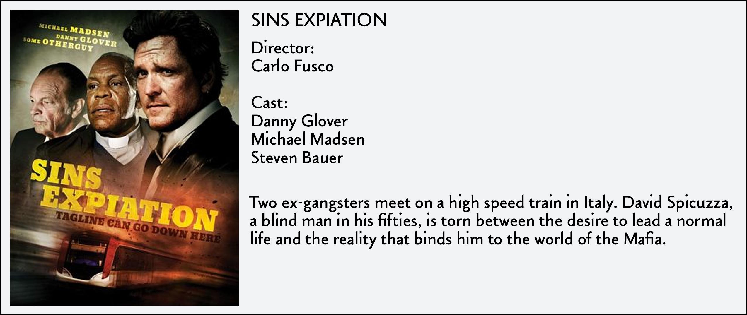 Sins Expiation