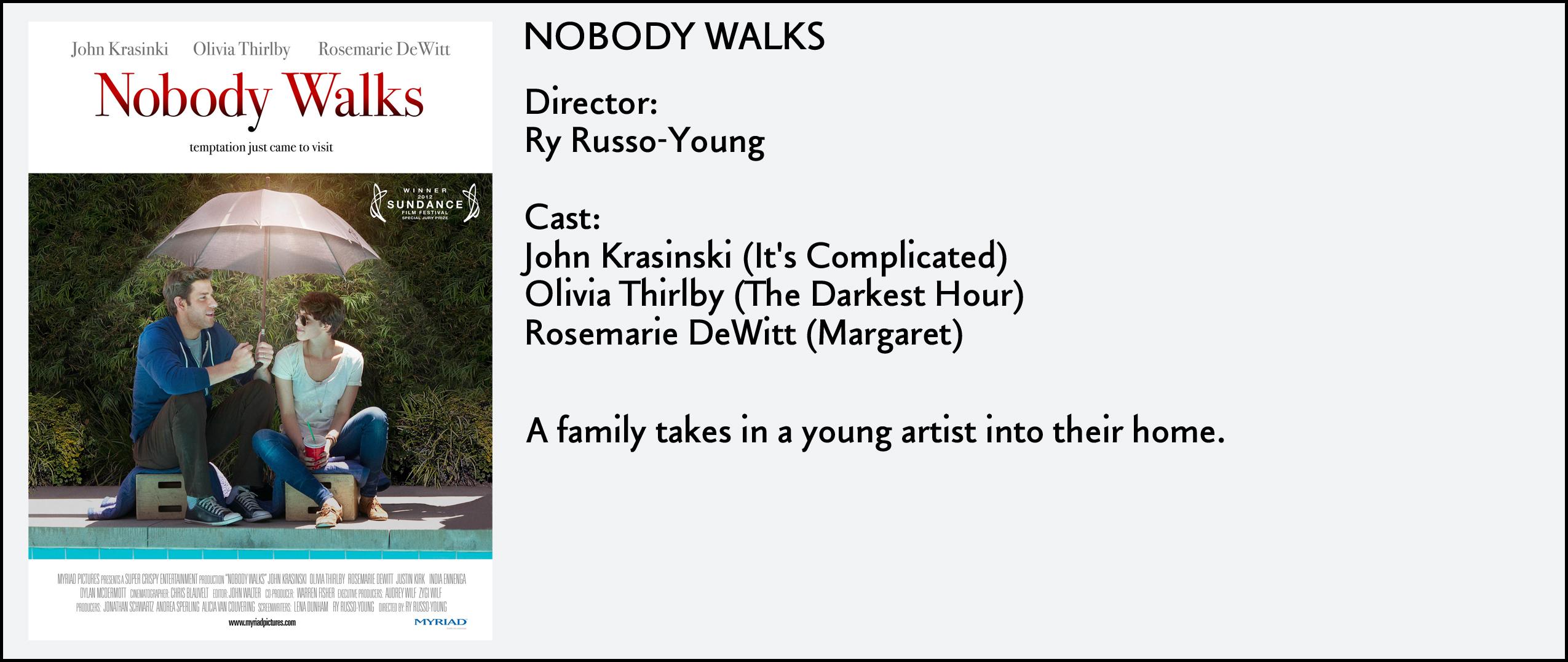 Nobodys Walks