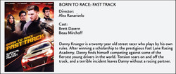 Born to Race- Fast Track