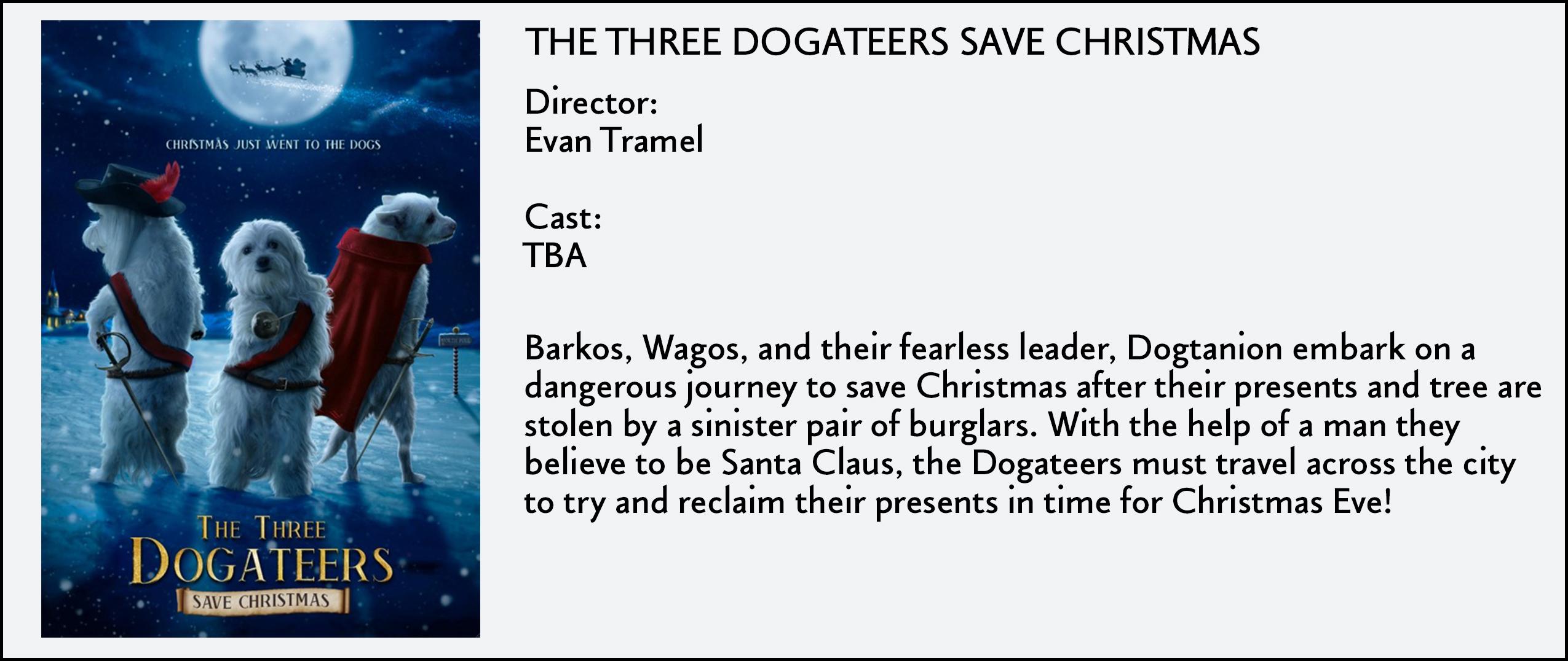 3 Dogateers