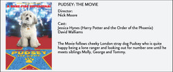 Pudsey- The Movie