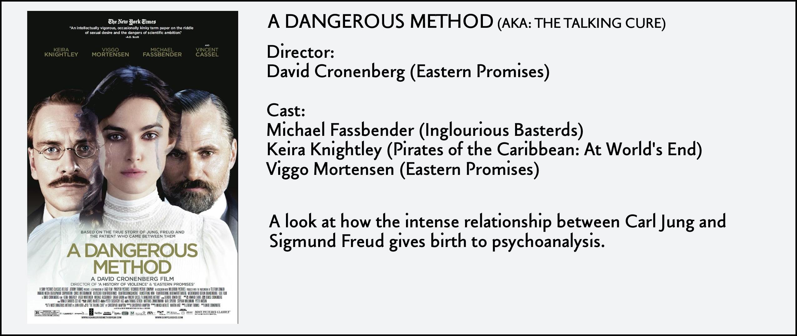 Dangerous Method