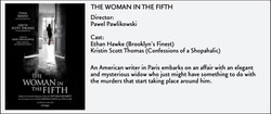 Woman in the 5th