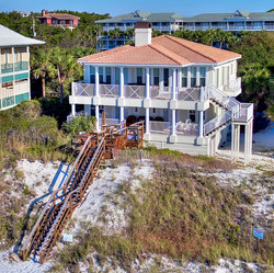 Beach Front Arial