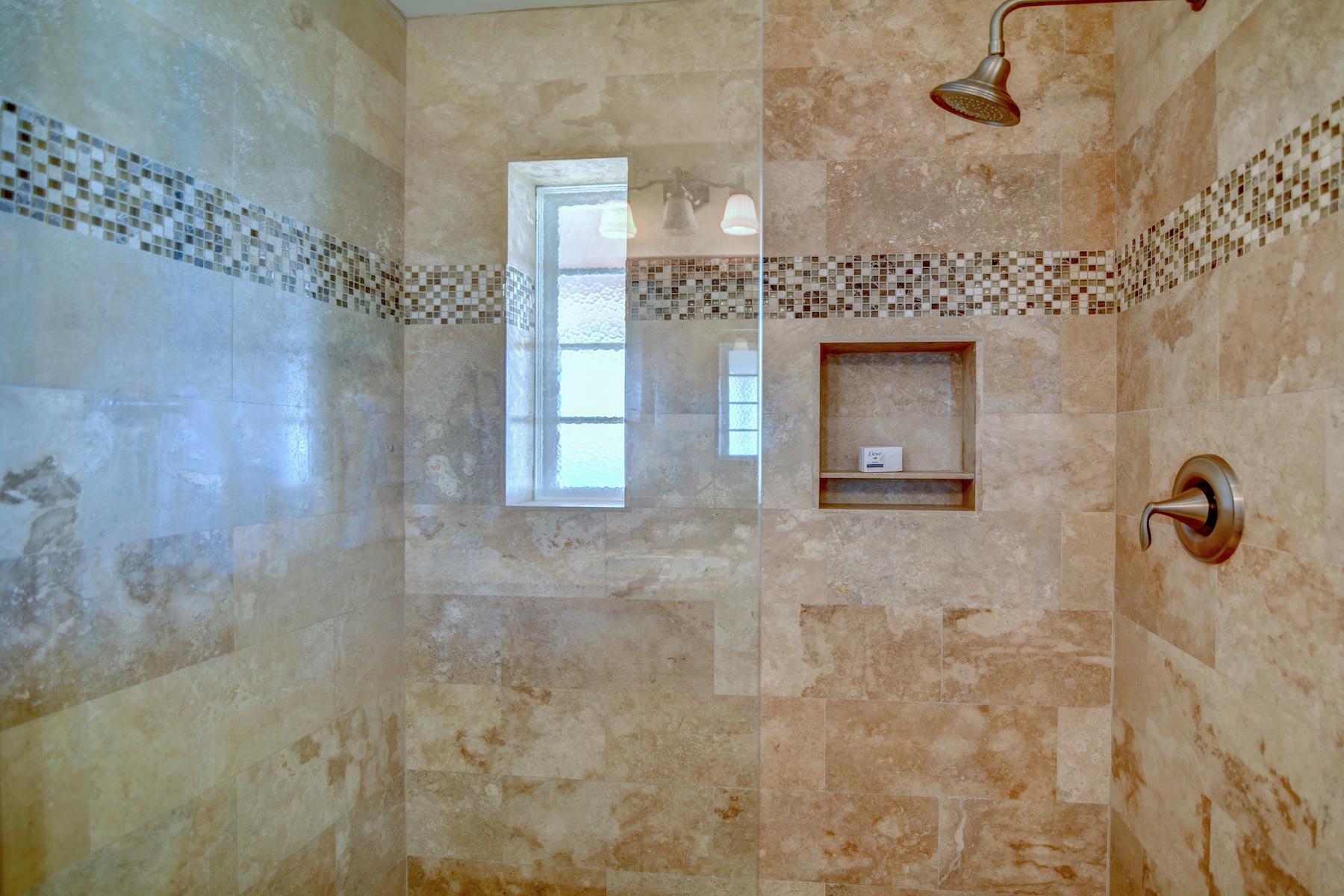 Upstairs Bonus Shower