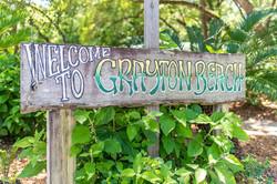 Grayton Beach Sign
