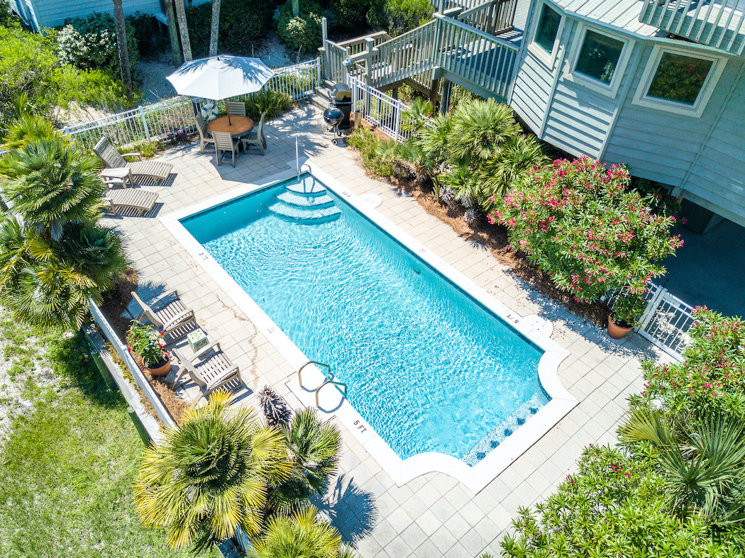 Pool Arial 4