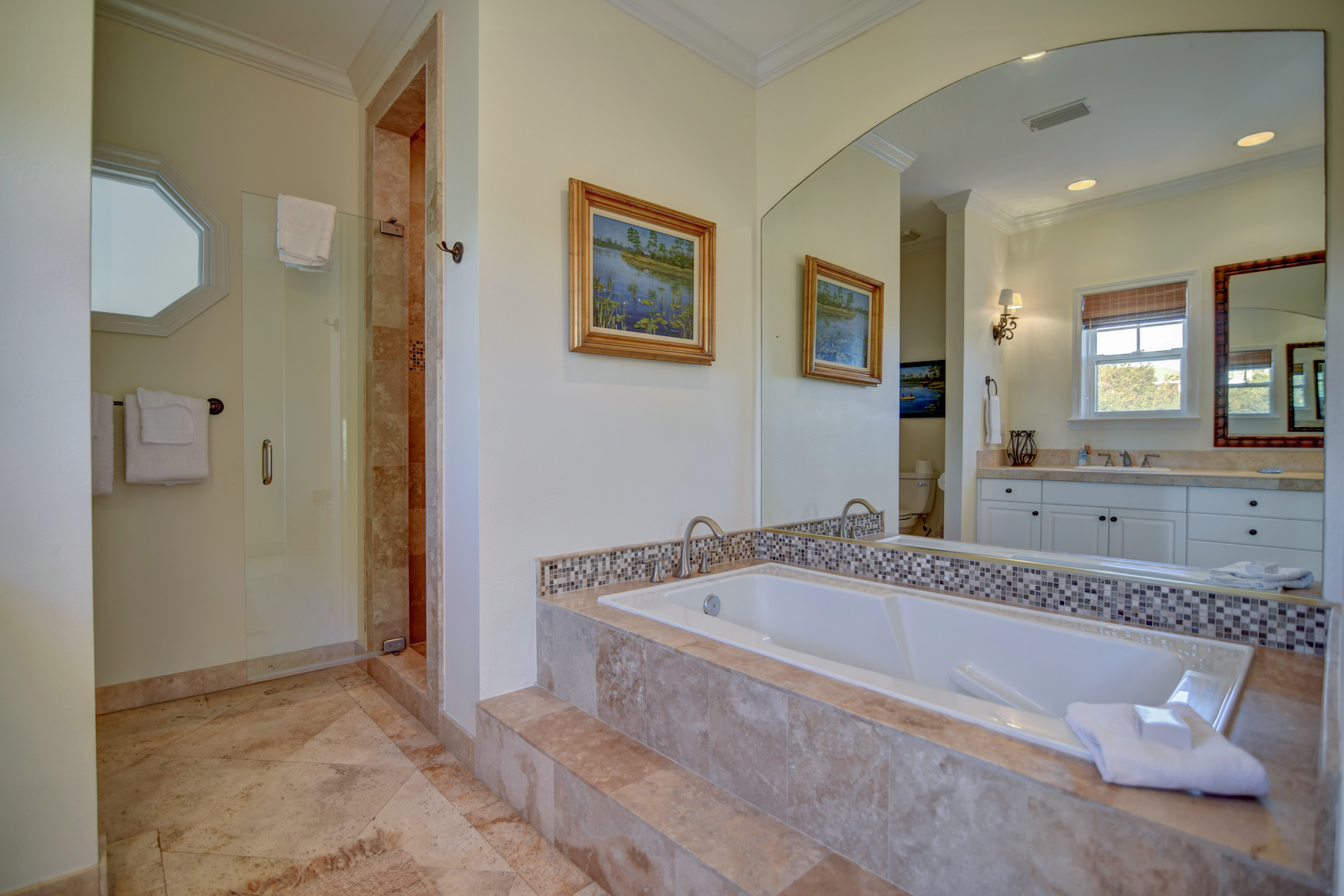 Downstairs Tub