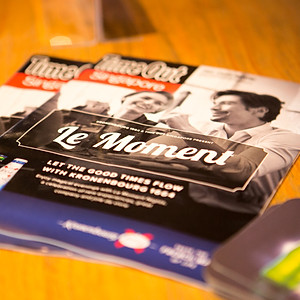 Kronenbourg x Timeout Le Moments