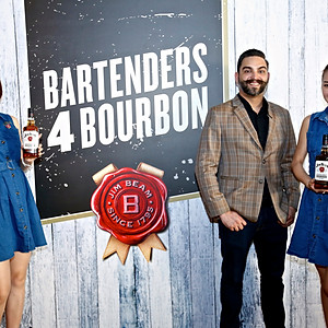 Jim Beam Bartenders 4 Bourbon