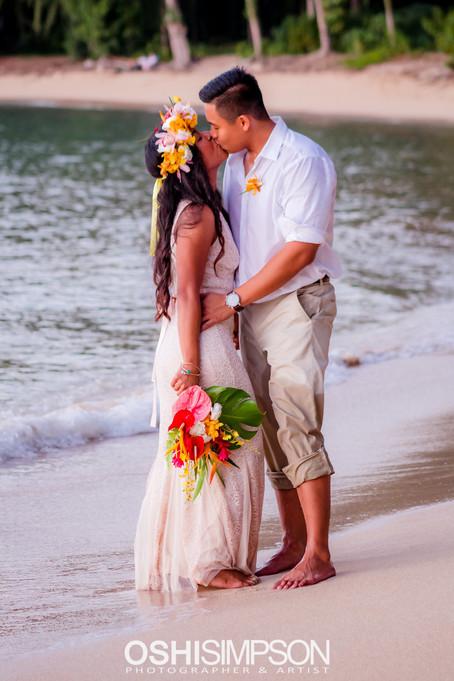 Styled Boho Bridal Session