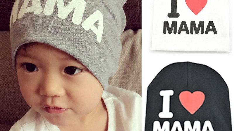 Winter Autumn Baby Knitted Warm Cotton Beanie Hat