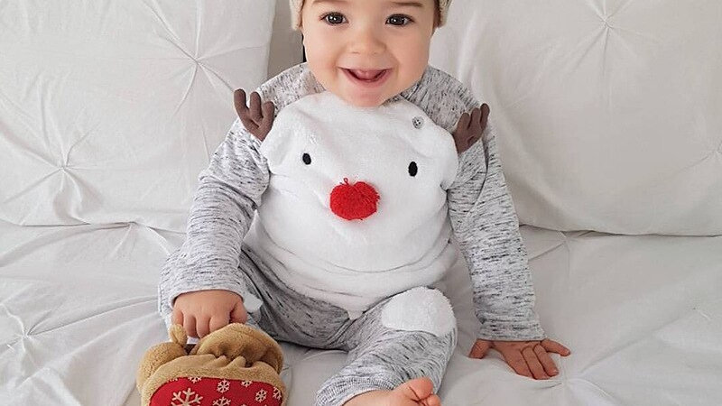 Baby Clothes Suit Christmas Costumes for Boys