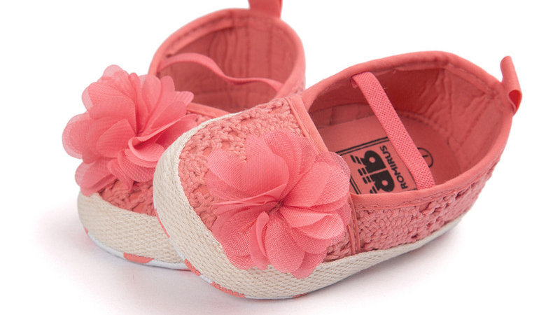 1 Pair Baby Girls Shoes Baby Sandals Soft Bottom Comfortable