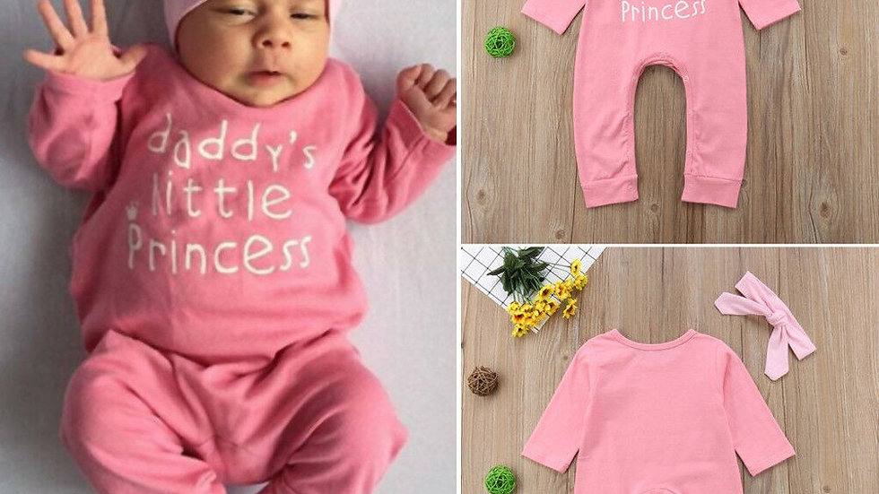 Newborn Infant Baby Girl Headband Cotton New Born Baby Clothes 0-2 Years