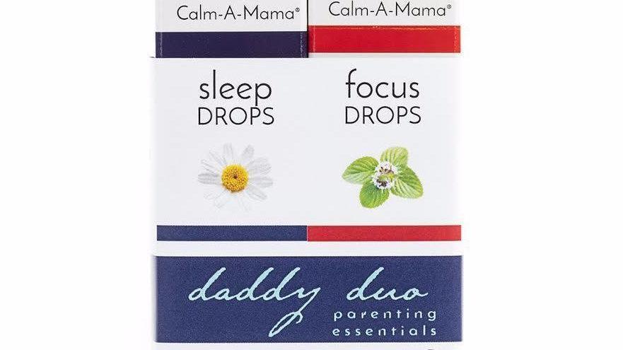 Daddy Duo  - USDA Organic Daddy & Baby Safe