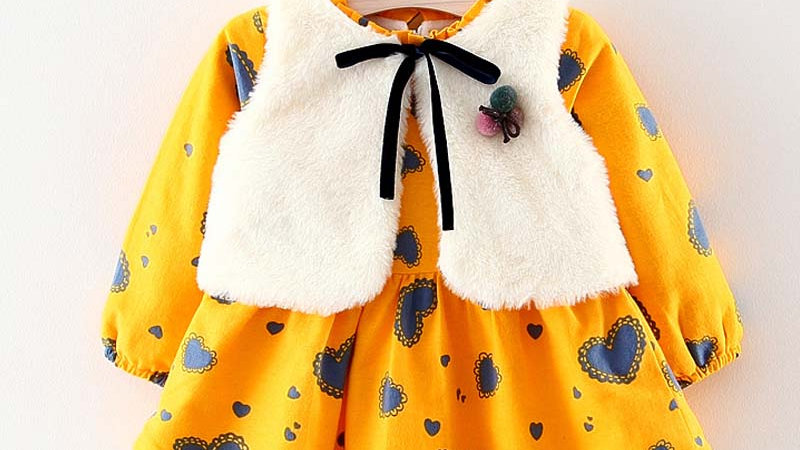 Humor Bear Baby Girl Clothes
