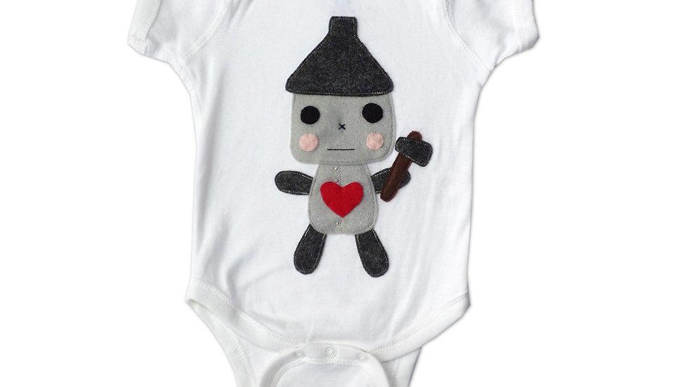 Baby Onesie - LOVE - Tin Man