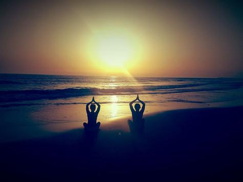 Mi lugar de yoga favorito