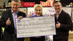 """$21,000 for Joy To The Rescue, Project """"Kids in Crisis"""""""