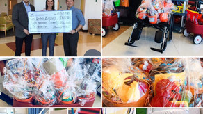 $871 For Leah's Baskets of Hope