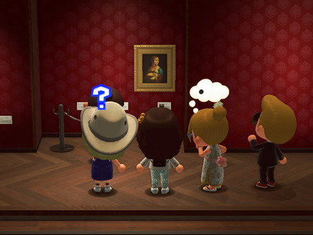 Museums are (Animal) Crossing Into Gaming