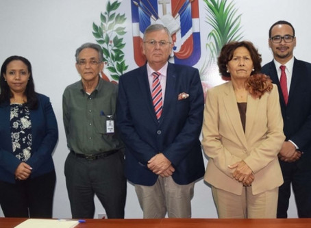 WFO The Americas meets with Ombudsman of Dominican Republic