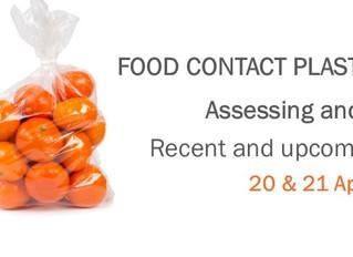Food Contact Plastics Seminar 2017