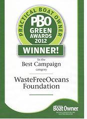 WFO wins award