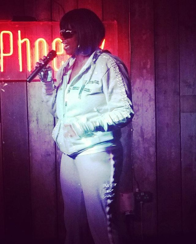 #mellyelliott as #missyelliott can only be #videoke