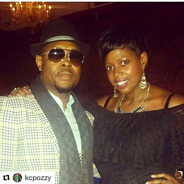 #Repost _kcpozzy with _repostapp_・・・_It was nice catching up with _melanietgayle _ the _urbanmusicaw