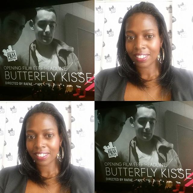 #happyfriday #fridayfeeling finally saw #ButterflyKisses at the #UK #screening last night I'm blown