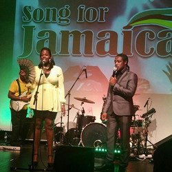 OMG Song for #Jamaica #FINALS was amazing last night! Such a great experience, loved working with my