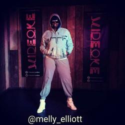 #follow _melly_elliott on #twitter #missyelliott #impersonator #actress  #comedian #host #videoke #e