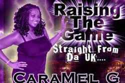 #throwbackthursday promo pic for my debut album #caramelg  #raisingthegame released on #itunes 2005
