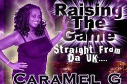 #throwbackthursday promo pic for my debut album #caramelg  #raisingthegame released on #itunes 2005
