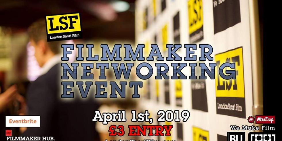 London Short Film Filmmakers Networking Event