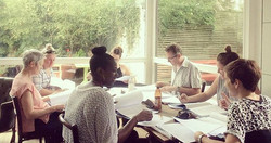Great #script #meeting yesterday with an amazing cast, writer & producer!__#Tickets now on sale for