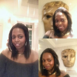 Great night at #BAFTA HQ #ArtsforIndia #GoldenGala #Selfies #goodtimes #gayleforce #MTGENTERTAINMENT