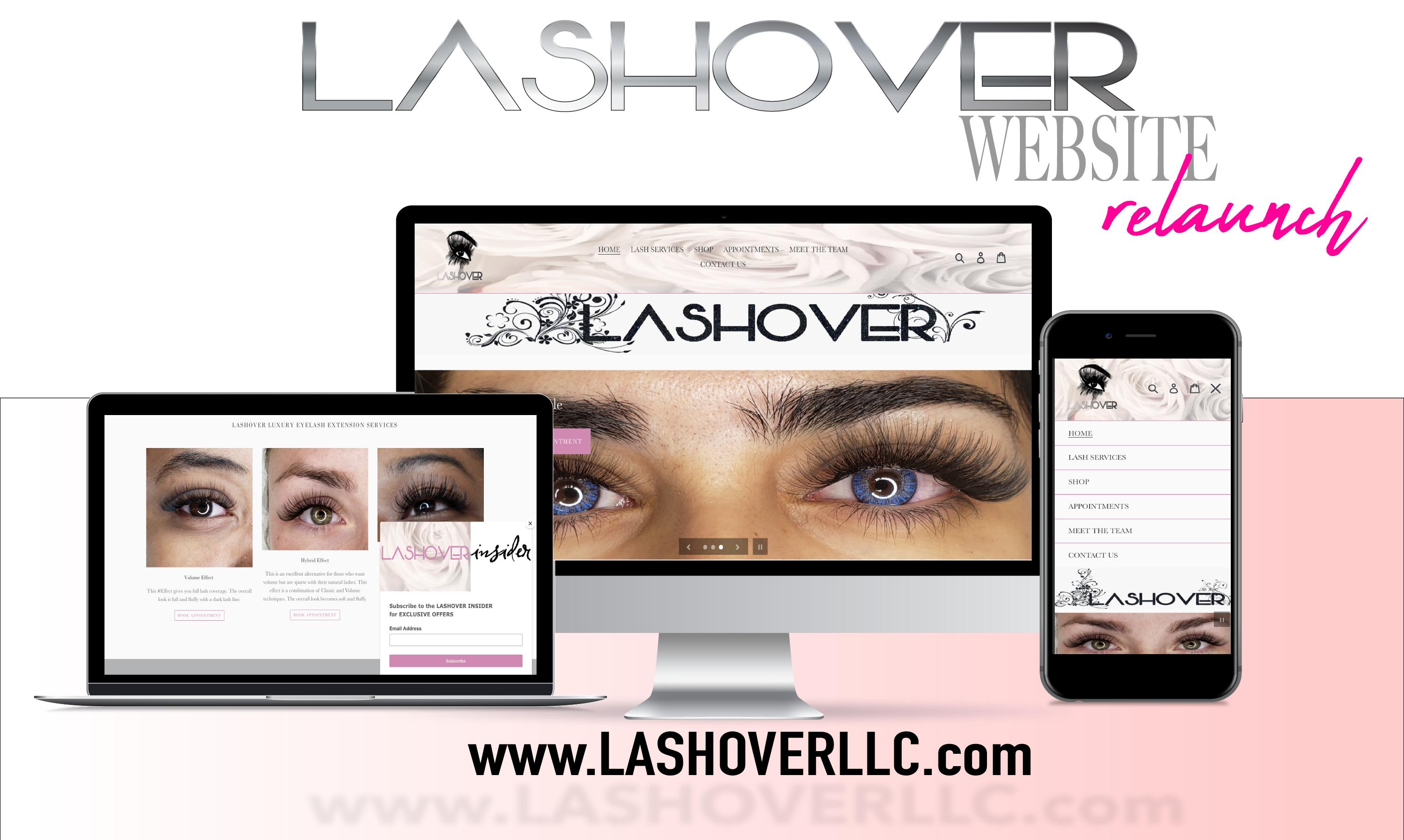LASHOVER