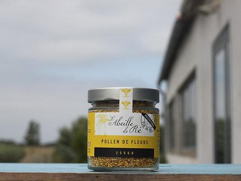 Pollen de fleurs - 250 Gr