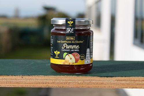 Pomme caramel au miel - 240Gr